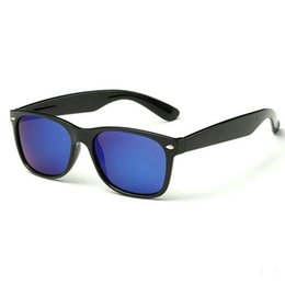 b23f588b2c3 2PCS 2018 NEW fashion classic HD Polarized UV400 Sunglasses men Cool  driving fashion vintage brand women wayfar Sun Glasses oculos BANS2141