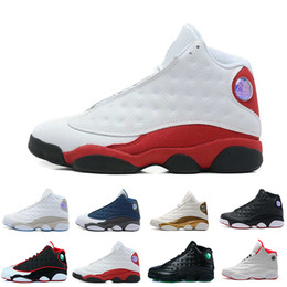 China Cheap New 13 13s mens basketball shoes Hyper Royal He Got Game Bred Black Cat sneakers women sports trainers running shoes for men designer cheap get sneakers cheap suppliers