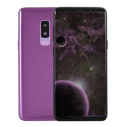 6.2 pulgadas Pantalla completa goophone 9 más teléfono clon goophone9 MTK6592 Octa core 4G RAM 64G ROM Fingerprint Real 4G LTE android 7.0 smartphone