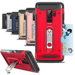 Discount clear rugged cases - Case For Samsung Galaxy S8 S9 Plus iPhone X Xs Max Xr 8 Plus 7 6s 6 Tough Rugged Best Armour Shockproof Cover New