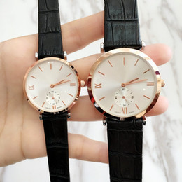 37ea857ce81d 2018Hot sale High Quality Luxury Man women brand watch Fashion lady dress  watch Male clock Lover couple wristwatch Popular classic New watch