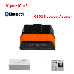 obd scanner for toyota NZ - Vgate iCar2 ELM 327 V2.1 OBD2 Bluetooth Adapter Auto OBD Scanner Car Code Reader Diagnostic Scan Tool Universal ODB ODB2 OBDII