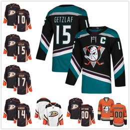 a66899da0 2018 2019 New Men Women Youth Ice Hockey Anaheim Ducks Third Jersey 10  Corey Perry 14 Adam Henrique 15 Ryan Getzlaf 17 Ryan Kesler