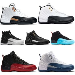 French Fish online shopping - Taxi s Men Basketball Shoes CNY White Black Flu Game The Master Gamma French Blue Playoffs Athletic Sport Sneaker Sale Online