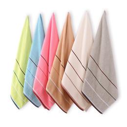 $enCountryForm.capitalKeyWord UK - Hot sale 100% Cotton Bath Towels 140x70cm Striped towel Terry Serviette de bain Cotton Fiber Eco-friendly Bathroom Bath beach Towel