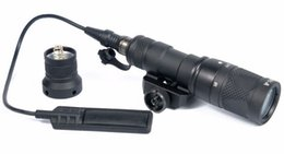 Wholesale M300V Tactical Flashlight Light With Constant Strobe momentary Output Torch For mm Picatinny Rail