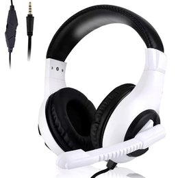 GaminG computers best online shopping - Best Quality tooling gaming headsets Headphone for PC XBOX ONE PS4 IPAD IPHONE SMARTPHONE Headset headphone by dhl