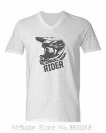 $enCountryForm.capitalKeyWord Australia - New Rider T-shirt Dirt Biker Helmet Racer Downhill Motocross Gear Biker Atv Moto New 2018 Cotton Short-sleeve T-shirt