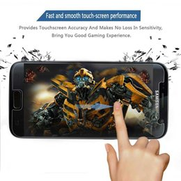 $enCountryForm.capitalKeyWord Australia - For Samsung Galaxy S3 Film Tempered Glass Screen Protector 9H 2.5D Anti-Shatter Coating for Samsung S8 Plus S6 Galaxy Note III