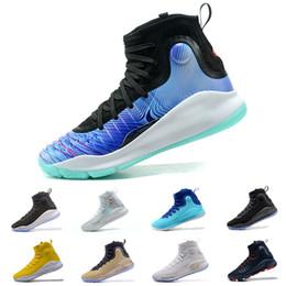 eaddb915477 Vente chaude Stephen Curry 4 hommes chaussures de basket-ball Gold  Championship MVP Finals Sport Sneakers formateurs extérieur designer  chaussures noires