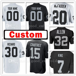 marcus allen jersey for sale