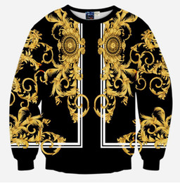 highest quality digital prints UK - Men's European and American fashion new Korean version of high-quality personality digital gold dragon print vest jacket   S-XL