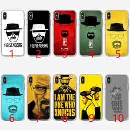 bad apple NZ - breaking bad Soft Silicone TPU Phone Case for iPhone 5 5S SE 6 6S 7 8 Plus X XR XS Max Cover