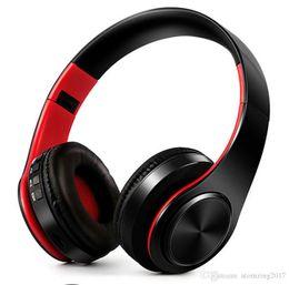 $enCountryForm.capitalKeyWord Australia - New Arrival Wireless Headphones Bluetooth Headset Earphone Headphone Earbuds Earphones With Microphone For PC mobile phone music