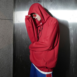 $enCountryForm.capitalKeyWord NZ - Swag Hoody Sweatshirts Men Hip Hop Streetwear Solid Cotton Male Pullovers Modis Harajuku Mens Hoodies Korean Fashion Clothing