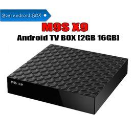 $enCountryForm.capitalKeyWord UK - M9S X9 Android 6.0 Quad-Core TV BOX Rockchip RK3229 1GB 8GB 2GB 16GB Bluetooth Smart Multimedia Player Android OTT tv boxes