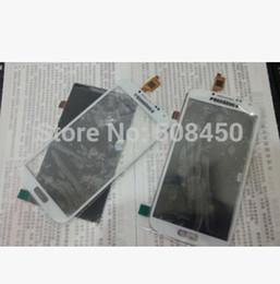 Discount fpc screen - New i9500 S4 LCD Display FPC-XL50QH031N-A TFT LCD Matrix + Touch Screen panel Digitizer DC-70 C266006A01 Glass Sensor