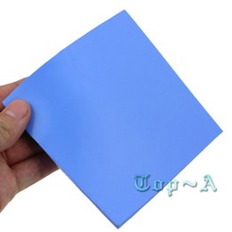 Wholesale Pieces mm x mm x mm ft Thermal Conductive Silicone Pad mm Thickness