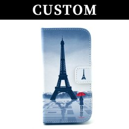 $enCountryForm.capitalKeyWord NZ - Custom Leather Cover for Huawei G620S UV Printing Cover for MOTO G Wallet Cover for LG K10