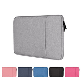 $enCountryForm.capitalKeyWord NZ - Laptop Bag for Macbook Air 13 11 12 15 Pro 13.3 15.4 Retina Protective Case Sleeve 14 15.6 inch Notebook Pouch for Lenovo Asus