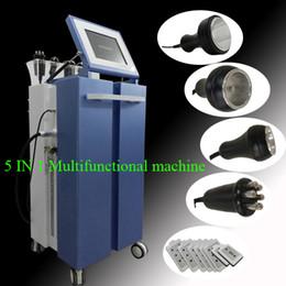 New slim ultrasoNic cavitatioN machiNes online shopping - High Quality New Model k Ultrasonic liposuction Cavitation Pads LLLT lipo Laser Slimming cavitation machine for salon