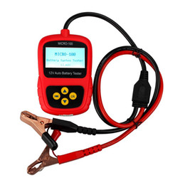 $enCountryForm.capitalKeyWord NZ - LANCOL MICRO-100 Digital 12V Car Battery Tester Auto Starting & Charging System Tester Analyzing Diagnostic Scan Tool