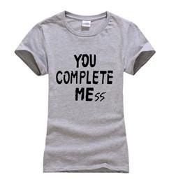 2d277b9f16d6 Women s Tee 2017 Summer 5seconds Of Summer Luke Hemmings You Complete Mess  Me 5sos Hipster T Shirt Women Brand Tee Shirt Femme For Fans