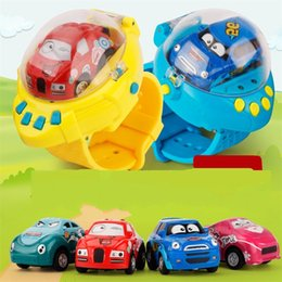 Esc cars online shopping - Gravity Sensor Remote Car Smart Watch Control RC Mini Racing Toy Cars Intelligence Color Gift For Kids zt WW