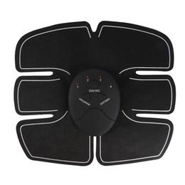 Abdomen Trainer Battery Home Fitness Abdomen Instrument Muscle Trainer Abdominal Muscle Abdomen Body Health Venta caliente en venta