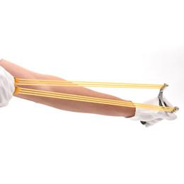 Мощный Slingshot Sling Shot Алюминиевый сплав Bow Catapult Наружная игра Охота Камуфляж Slingshot Охота Аксессуары для инструментов 100Pcs