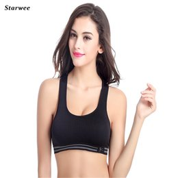 1a26744c2c Soft Bra Tops NZ - Starwee Casual Tank Top Women Breathable Stretch Fitness Halter  Bra Crop