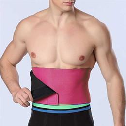 df24925bd0 Men Brief Body Shaper Adjustable Fat Tummy Belly Burning Abdomen Belt Men  Tight Tuckers Shaping Belt High Waist Control Corsets