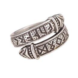 $enCountryForm.capitalKeyWord NZ - Wholesale- 1pc Men Viking Dragons Ring Men Anel Celtic Dragons Rune Jewelry Bague Men Ring Bague