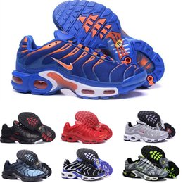 buy online 510fb 40c69 nike TN plus Vapormax air max airmax Zebra TN Plus Zapatos Hombre Zapatos  TRIPLE NEGRO Negro rojo Cool Gray Para Zapatillas Hombre Male Shoe Pack  Triple ...