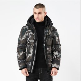 6fa10e964a5 2018 New Arrival Winter Jacket Men Camouflage Parkas Men Coats Male Thicken  Cotton-padded Coats Plus Size 4XL 45