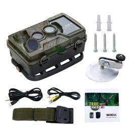 Camera Wildlife NZ - WIMIUS 1080P Full HD 12MP Game Trail Hunting Camera Waterproof Scouting Wildlife Cam 2.4