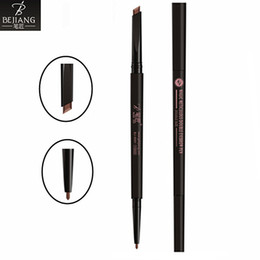 Chinese  BEJING Professional Double-headed Makeup Eyebrow Pencil Beauty Make Up Cosmetics Eye Brow Pencils With 2 Different Pencil Leads manufacturers