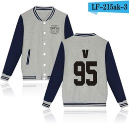 $enCountryForm.capitalKeyWord Australia - Patchwork Boys Harajuku Hoodies Sweatshirts Women Men Winter Casual Hoodies Bts Kpop Women 'S Plus Size Xxxxl K -Pop Clothes