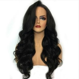 Discount auburn human hair wavy - Human Hair Lace Front Wigs Wigs Brazilian Body Wave Wig For Black Women Wet And Wavy Full Lace Brazilian Hair Virgin Sid