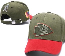 2018 Fan s store Kansas City Hat KC outlet sunhat headwear Snapback Cap  Adjustable USA Flag Olive Salute To Service Limited snapbacks hats 77d527a47