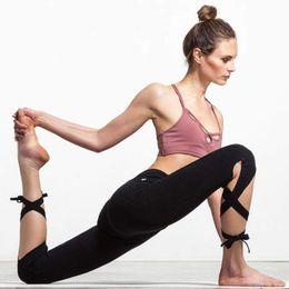 Womens slim yoga pants online shopping - Womens Yoga Pants Sports Leggings Athletic Clothes Fitness Running Bandage Cropped Pants Fitness Running pant KKA4530