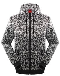 Light hooded online shopping - Hot New Fashion Men and Women Pullover Hoodies Lover Fall Thin Windrunner Light Windbreak Zipper Hoodies