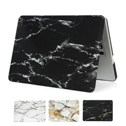 macbook marble 2019 - For Macbook Air Pro 13 15 Touch Bar 2016 2017 Marble Plastic Hard Case Shell Laptop Cover cheap macbook marble