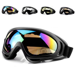 4edc574ea8 Outdoor Eyewear Riding Motorcycle Goggles Windshield Sand Tactical  Equipment Ski Glasses ABS Plastic Cycling EYES Protective UV400  X400