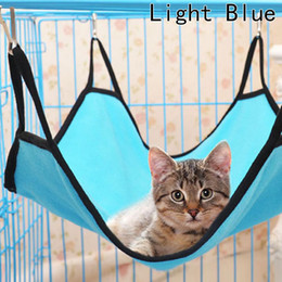 pet cat litter breathable cages cat hammock hanging beds soft fleece hamster rabbit cage beds for pet sleeping wholesale hanging cat hammock australia   new featured hanging cat hammock      rh   au dhgate