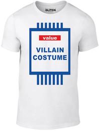 $enCountryForm.capitalKeyWord Canada - Details zu Value Villain Costume T-Shirt - Funny t shirt joke superhero fancy dress gift Funny free