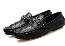 $enCountryForm.capitalKeyWord Australia - Spring Autumn Man Loafers Casual Shoes Big Size 38-47 Flat Footwear Black White Classic Men Loafers Comfortable Walking Footwear 1NX68