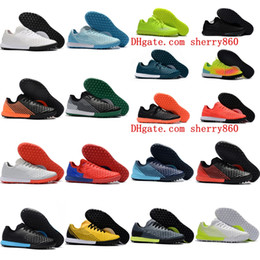 9c2e321202f08 2018 original mens soccer cleats MagistaX Finale II TF soccer shoes magista  obra turf football boots botas de futbol Hot