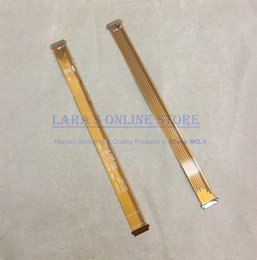 flex cable board connector NZ - JEDX Original Main Board Motherboard Flex Cable for ASUS MeMO Pad 8 ME181 ME181C LCD Display Screen Connector FPC Flex Ribbon