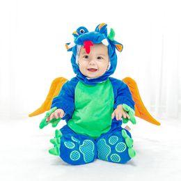 $enCountryForm.capitalKeyWord NZ - Jurassic World Baby Cosplay Costume Halloween Dinosaur Cosplay Party Halloween T REX Costume for Kids Children Girl Boys
